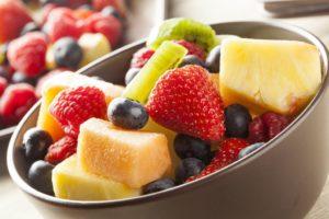 Fruit op Landgoed de Biestheuvel