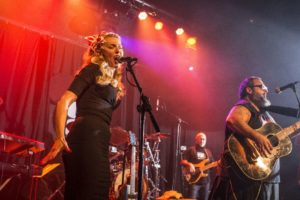 Live band tijdens uw feest op Landgoed de Biestheuvel