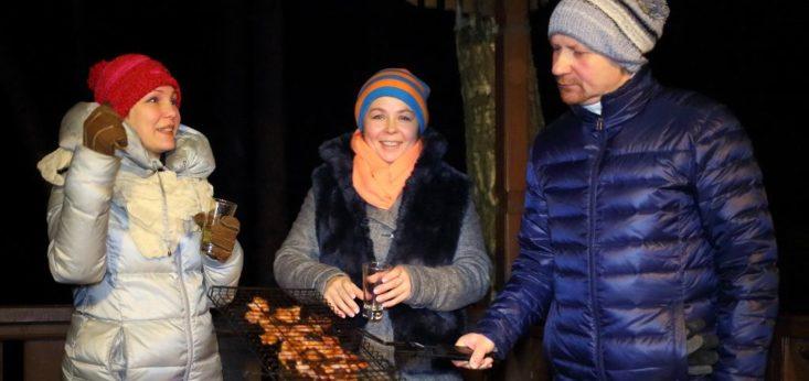 Winter BBQ bij Landgoed de Biestheuvel