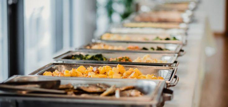 Heerlijk buffet op Landgoed de Biestheuvel
