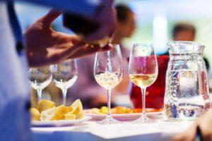 Drankjes bij Landgoed de Biestheuvel