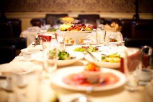 Heerlijk eten op Landgoed de Biestheuvel