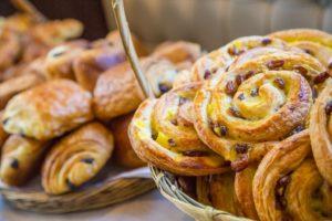Heerlijke luxe broodjes bij Landgoed de Biestheuvel