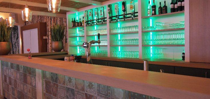 Drinkgelegenheid de Teutenzaal bij Landgoed de Biestheuvel