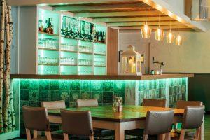 Bar de Teutenzaal bij Landgoed de Biestheuvel