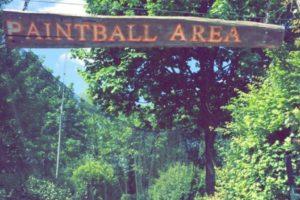 Paintball op Landgoed de Biestheuvel