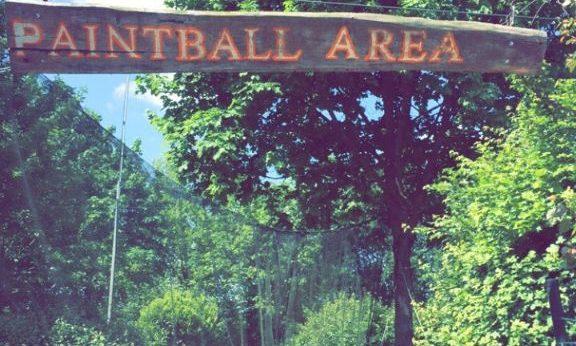 Paintball bij Landgoed de Biestheuvel