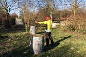 Archery Tag Landgoed de Biestheuvel