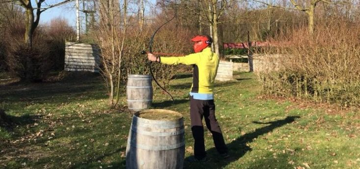 Archery op Landgoed de Biestheuvel