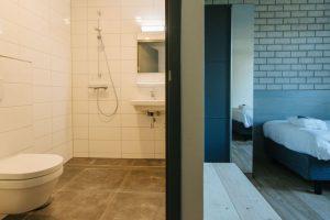 Badkamer de Schop van Landgoed de Biestheuvel