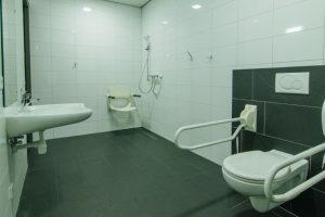 Aangepaste badkamers op Landgoed de Biestheuvel