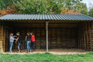 Samenwerkingsopdrachten op Landgoed de Biestheuvel