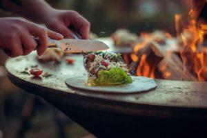 OFYR BBQ bij Landgoed de Biestheuvel