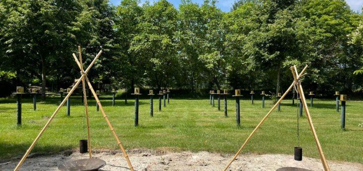 The Hunger Games Landgoed de Biestheuvel